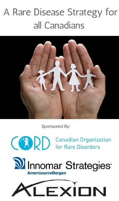 A Rare Disease Strategy for All Canadians - Toronto