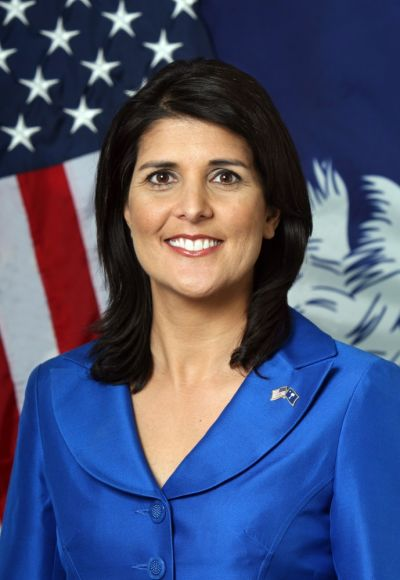 Partners in Trade: S.C. Governor Nikki Haley Details the Canada-Carolina Connection