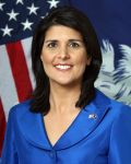 Nikki R. Haley